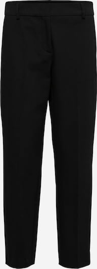 Selected Femme Petite Hose 'Ria' in schwarz: Frontalansicht