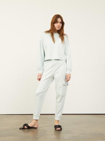 Pantalon 'Beda' Aligne en bleu