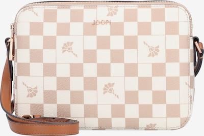 JOOP! Umhängetasche 'Cortina Piazza Nala' in creme / karamell / puder, Produktansicht
