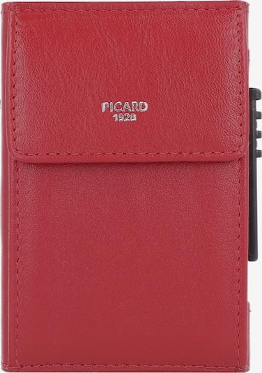 Picard Porte-monnaies 'Bingo RFID' en rouge, Vue avec produit