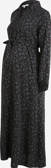 Noppies Blousejurk in de kleur Groen / Zwart, Productweergave