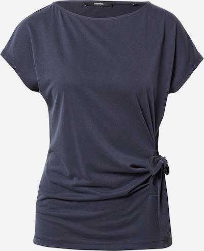 Someday Shirt 'Karuki' in nachtblau, Produktansicht
