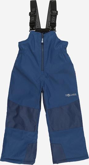 TROLLKIDS Outdoor broek 'Nordkapp' in de kleur Blauw, Productweergave