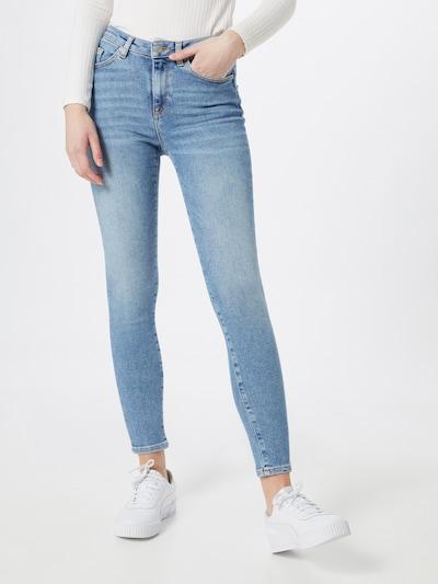 SELECTED FEMME Jeans 'SOPHIA' in de kleur Blauw denim, Modelweergave