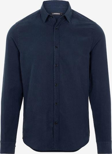 J.Lindeberg Overhemd in de kleur Donkerblauw, Productweergave