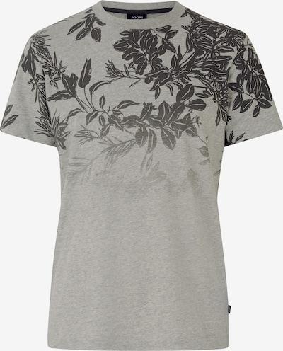 JOOP! Jeans T-Shirt 'Alaron' in dunkelgrau / graumeliert, Produktansicht