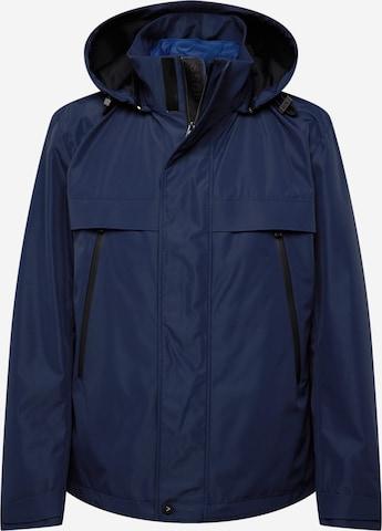 BOSS Between-season jacket 'Carsteno' in Blue