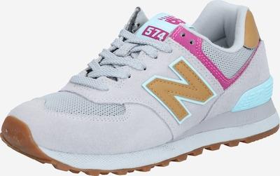 new balance Nizke superge | opal / svetlo rjava / svetlo siva / roza barva, Prikaz izdelka