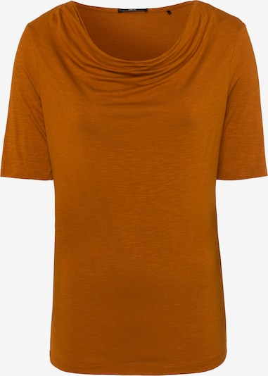 zero Shirt in orange, Produktansicht
