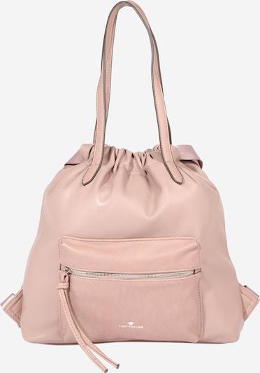 TOM TAILOR Sac à dos 'Estelle' en rose / blanc, Vue avec produit