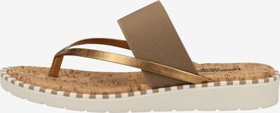 Rapisardi Zehensteg in bronze, Produktansicht