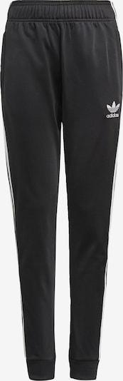 Pantaloni 'Adicolor' ADIDAS ORIGINALS di colore nero / bianco, Visualizzazione prodotti
