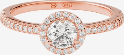 Michael Kors Ring in rosegold / silber, Produktansicht