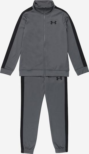 UNDER ARMOUR Trainingspak in de kleur Grijs / Zwart, Productweergave