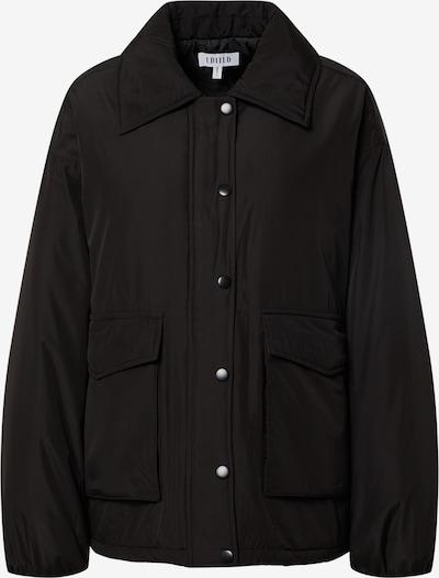 EDITED Jacke 'Lennox' in schwarz, Produktansicht