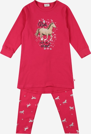 SALT AND PEPPER Pajamas in Mixed colors / Raspberry, Item view