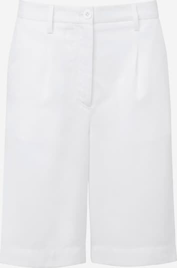 DAY.LIKE Broek 'City-Shorts' in de kleur Wit, Productweergave