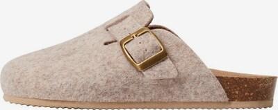 MANGO KIDS Pantoletten in beige, Produktansicht