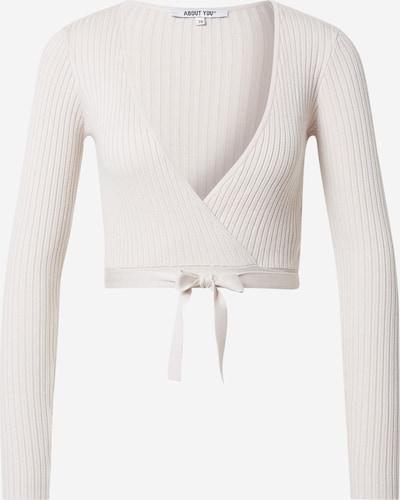 ABOUT YOU Pullover 'Belana' in beige, Produktansicht