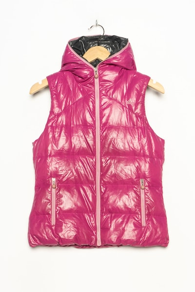 ADIDAS Gilet in S in cyclam, Produktansicht