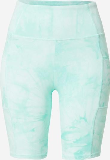 Sportinės kelnės 'BAMBIE' iš Marika, spalva – turkio spalva / balta, Prekių apžvalga