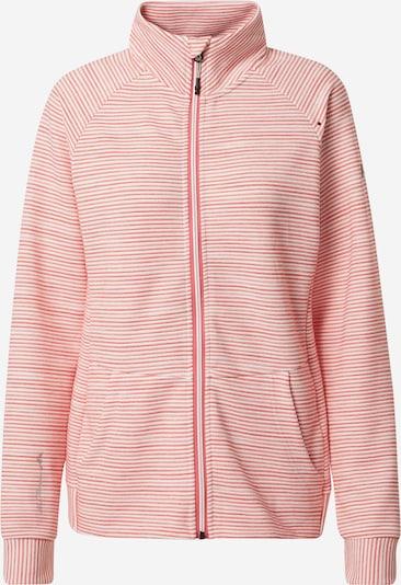 Sportinis džemperis 'Skjern' iš KILLTEC , spalva - koralų splava / balta, Prekių apžvalga