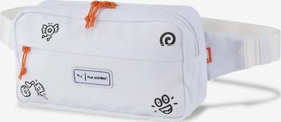 PUMA Gürteltasche 'Mr Doodle' in orange / schwarz / weiß, Produktansicht