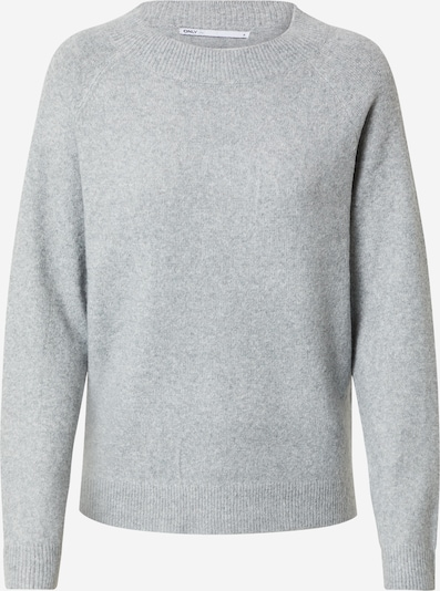 ONLY Pullover 'RICA' in hellgrau, Produktansicht