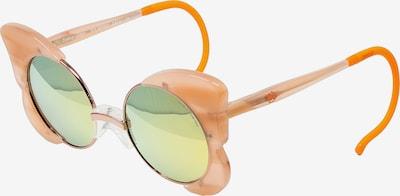 Zoobug Retrosonnenbrille 'Luisa' für Kinder in orange / apricot / pink, Produktansicht