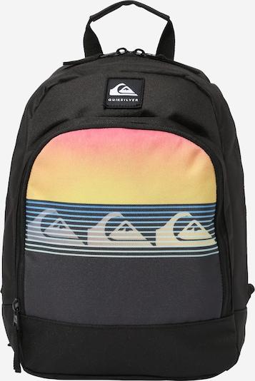 QUIKSILVER Plecak 'CHOMPINE' w kolorze niebieski / pomarańczowy / różowy / czarnym, Podgląd produktu