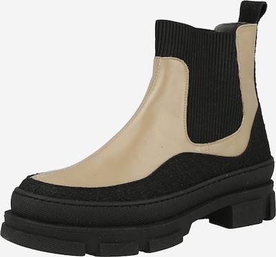 ANGULUS Chelsea Boots in beige / schwarz, Produktansicht