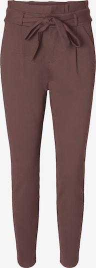 Pantaloni con pieghe VERO MODA di colore castano, Visualizzazione prodotti