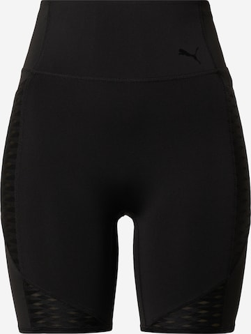 PUMA Sports trousers in Black