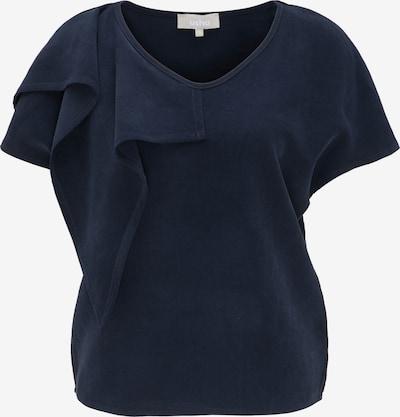 usha WHITE LABEL Bluse in blau, Produktansicht
