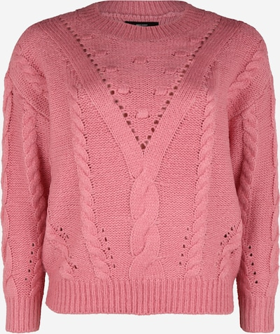 Vero Moda Curve Pullover 'Paca' in rosa, Produktansicht