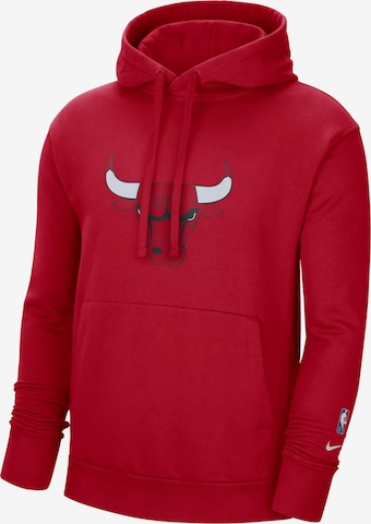 Nike Sportswear Sweatshirt in Rot