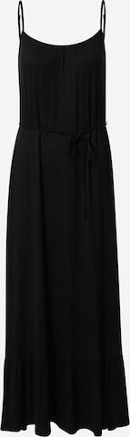 Robe 'Maika Remi' MOSS COPENHAGEN en noir