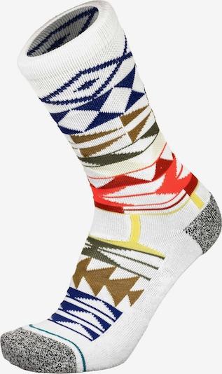 Stance Warrior Print Socken in mischfarben, Produktansicht