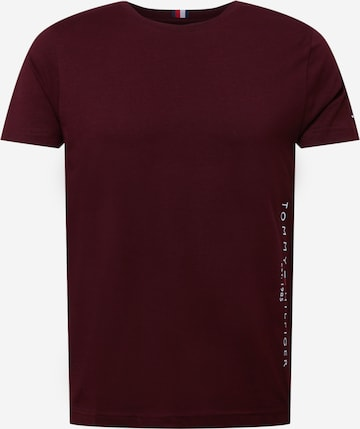 TOMMY HILFIGER T-Shirt in Rot