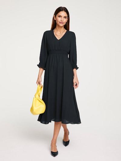 heine Kleid 'Timeless' in schwarz, Modelansicht