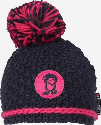Sportinė kepurė 'Hemsedal' iš TROLLKIDS , spalva - tamsiai mėlyna / tamsiai rožinė, Prekių apžvalga