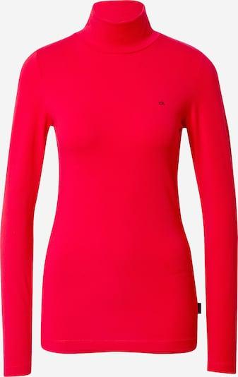 Calvin Klein Shirt in rot, Produktansicht