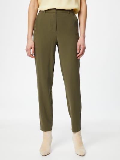 VERO MODA Kalhoty - olivová, Model/ka