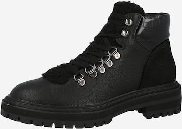 ONLY Ankelstøvlett med snøring 'BETH-1' i svart