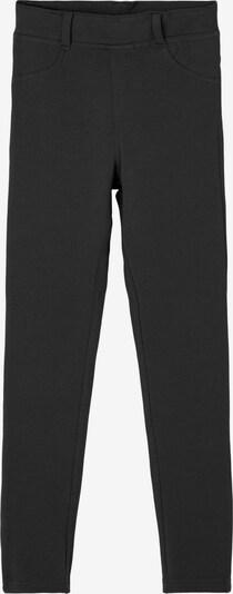 NAME IT Leggings in schwarz, Produktansicht