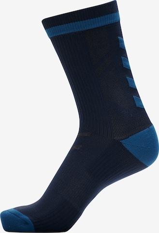 Hummel Socken in Blau