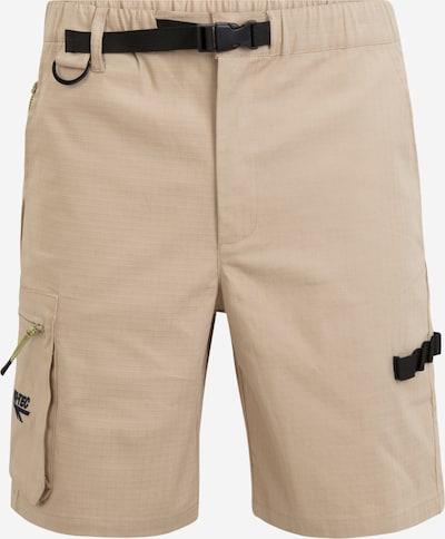 HI-TEC Outdoorbroek 'TAMI' in de kleur Beige / Zwart, Productweergave
