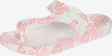 Flip-flops 'Mimo' de la MO pe alb