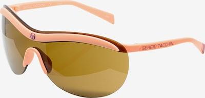 Sergio Tacchini Sportzonnebril 'Eyewear Technical red' in de kleur Geel, Productweergave