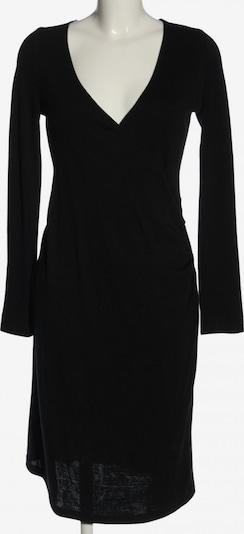 Strauss Langarmkleid in M in schwarz, Produktansicht